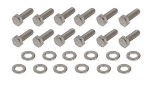 MR GASKET GM LS REAR COVER BOLT SET