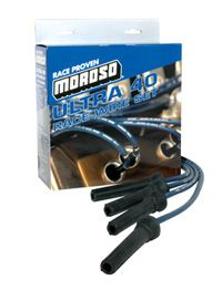 Moroso Ultra 40 8.65mm  Wire Sets