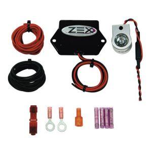 ZEX Machine Gun Purge Kit w/LED Lighting Add-on