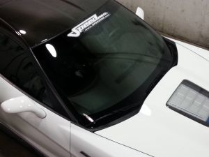 Speed Inc Windshield Banner