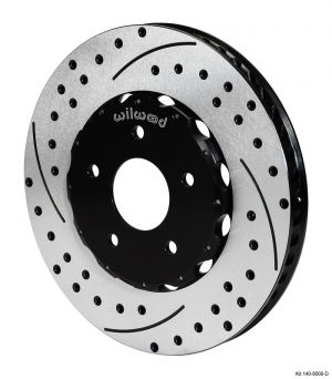 Wilwood Promatrix Front Replacement Rotor Kit (2 Piece)