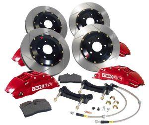 StopTech Big Brake Kit for 2010 Camaro SS (REAR)
