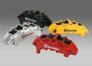 Brembo Monoblock Caliper Upgrade for 2010 Camaro SS