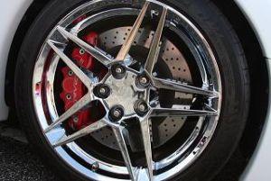 GM Performance Parts  Z06 Six Piston Brake Upgrade Kit