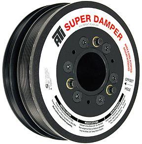 ATI LSA Super Damper