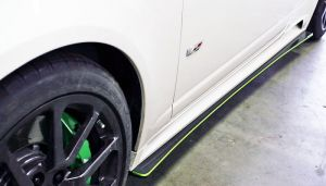D3 CTSV Coupe Side Skirts
