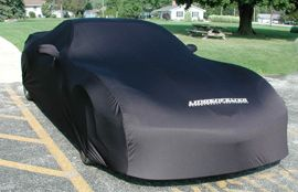 Lingenfelter C5 Cover King Satin Stretch Car Cover