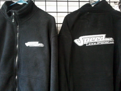 Speed Inc Embroidered Fleece