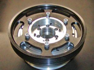 Metco LSA Interchangeable Crank Pulley Kit