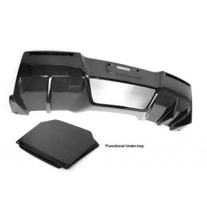 APR Racing C7 Rear Diffuser 2014-Up (With Under-Tray)
