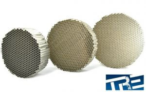 HoneyComb MAF Mass Air Meter Airflow Straightener