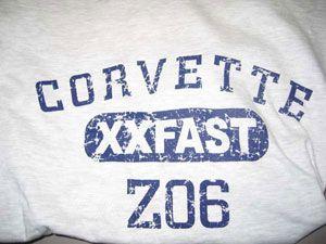 Z06 XXX Fast T-Shirt