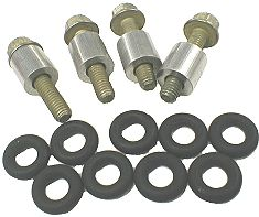 Katech LS3/7 Fuel Rail Spacer Kit