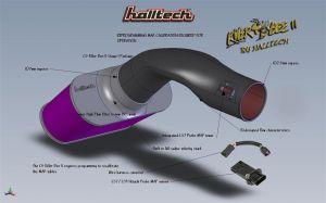 Halltech Killer Bee™ C5 Induction