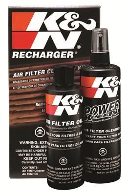 K&N Filter Recharger Kit