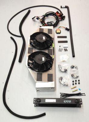 Lingenfelter CTSV High Capacity Heat Exchanger w/PS Cooler