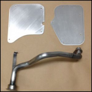 PCM of NC Relocated Oil Pump Pickup Tube Kit