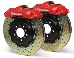 BREMBO® GT FRONT BRAKE PACKAGE
