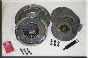 RPS Street Twin Disk Carbon Clutch w/Flywheel 2010+ Camaro