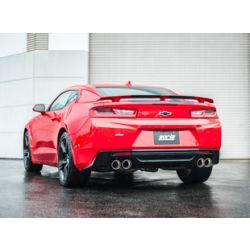 Borla S-Type 2016-2019 Axle-Back Exhaust Camaro SS W/ Dual Tips
