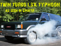 Twin Turbo Typhoon
